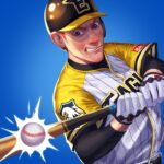 Baseball Clash Real-time game 1.2.0010432 MOD Unlimited Money for android