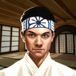 Cobra Kai Card Fighter Varies with device MOD Unlimited Money for android