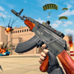 Critical Fps Shooting Games Gun Shooting Strike 1.4 MOD Unlimited Money for android