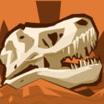 Dino Quest 2 Jurassic bones in 3D Dinosaur World 1.00 MOD Unlimited Money for android