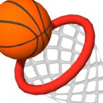 Dunk Hoop 1.4 MOD Unlimited Money for android