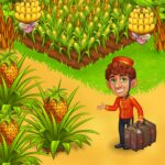 Farm Paradise – Fun farm trade game at lost island 2.17 MOD Unlimited Money for android