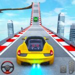 Fast Car Stunts Racing Mega Ramp Car Games 1.3 MOD Unlimited Money for android