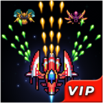 Galaxy Shooter Falcon Squad Premium Varies with device MOD Unlimited Money for android
