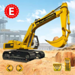 Heavy Excavator Simulator PRO 2020 6.0 MOD Unlimited Money for android