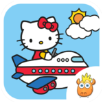 Hello Kitty Discovering The World 3.0 MOD Unlimited Money for android
