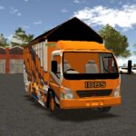 IDBS Indonesia Truck Simulator 4.1 MOD Unlimited Money for android