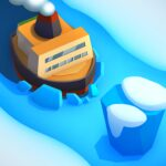 Icebreakers – idle clicker game about ships 1.29 MOD Unlimited Money for android