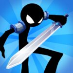 Idle Stickman Heroes Monster Age 1.0.14 MOD Unlimited Money for android
