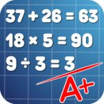 Math problems mental arithmetic game 3.41 MOD Unlimited Money for android