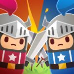 Merge Tactics Kingdom Defense 1.0.8 MOD Unlimited Money for android