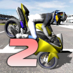 Motorbike – Wheelie King 2 – King of wheelie bikes 1.0 MOD Unlimited Money for android