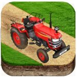 New Milford Tractor Farming Organic SIM Games 2019 2.0.6 MOD Unlimited Money for android