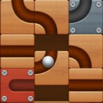Roll the Ball – slide puzzle MOD Unlimited Money for android