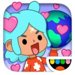 Toca Life World Build stories create your world 1.30.1 MOD Unlimited Money for android