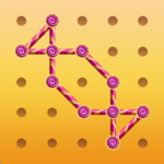 Toffee Line Puzzle Game. Free Rope Shapes Game 1.11.8 MOD Unlimited Money for android