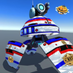 US Police Robot Shooting Crime City Game 2.9 MOD Unlimited Money for android