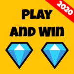 Win Free Fire Diamonds Playing Quiz 2020 1.0.8 MOD Unlimited Money for android