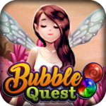 Bubble Pop Journey Fairy King Quest 1.1.27 MOD Unlimited Money for android