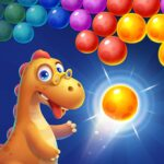 Bubble Shooter Primitive Dinosaurs – Egg Shoot 1.02 MOD Unlimited Money for android