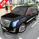 Car Simulator Escalade Driving 1.0 MOD Unlimited Money for android