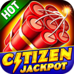 Citizen Jackpot Casino – Free Slot Machines 1.00.98 MOD Unlimited Money for android
