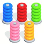 Color Sort Puzzle Color Hoop Stack Puzzle 1.0.11 MOD Unlimited Money for android