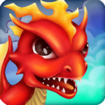 Dragon Paradise City Breeding War Game 1.3.25 MOD Unlimited Money for android