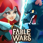 Fable Wars Epic Puzzle RPG 0.24.0 MOD Unlimited Money for android