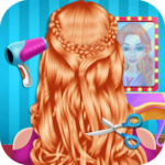 Fashion Braid Hairstyles Salon-girls games 9.0.9 MOD Unlimited Money for android