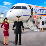 Flying Plane Flight Simulator 3D – Airplane Games 1.0.1 MOD Unlimited Money for android