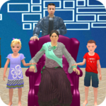 Grandmaa Old House Family Adventure 2.2 MOD Unlimited Money for android