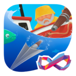 Harpoon FRVR – Spear Fishing Gone Wild 1.3.15 MOD Unlimited Money for android