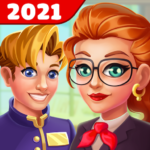 Hotel Madness Grand Hotel Doorman Mania Story 1.0.7 MOD Unlimited Money for android