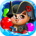 Kitty Bubble Bubble pop puzzle 1.0.9 MOD Unlimited Money for android