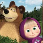 Masha and the Bear. Educational Games 5.5 MOD Unlimited Money for android