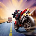Moto Traffic Rider 3D 1.7.7 MOD Unlimited Money for android
