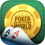 Poker World Texas holdem 3.010 MOD Unlimited Money for android