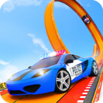 Police Ramp Car Stunts GT Racing Car Stunts Game 3.2 MOD Unlimited Money for android