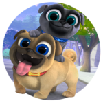 Puppy dog Run World PaLs 13.0 MOD Unlimited Money for android