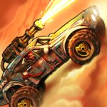 Road Warrior Combat Racing 1.0.9 MOD Unlimited Money for android