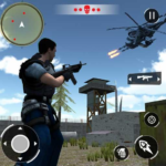Swat FPS Force Free Fire Gun Shooting 2.4 MOD Unlimited Money for android