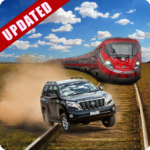 Train vs Prado Racing 3D Advance Racing Revival 1.0 MOD Unlimited Money for android