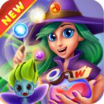 WitchLand – Bubble Shooter 2021 1.0.24 MOD Unlimited Money for android