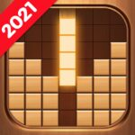 Wood Block Puzzle – Free Classic Brain Puzzle Game 1.5.0 MOD Unlimited Money for android