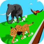 Animal Transform Race – Epic Race 3D 0.6 MOD Unlimited Money for android