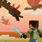 Battle Craft – 3D Pixel World MOD Unlimited Money for android