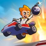 Boom Karts – Multiplayer Kart Racing MOD Unlimited Money for android