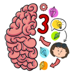 Brain Test 3 Tricky Quests Adventures MOD Unlimited Money for android