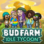 Bud Farm Idle Tycoon – Build Your Weed Farm MOD Unlimited Money for android